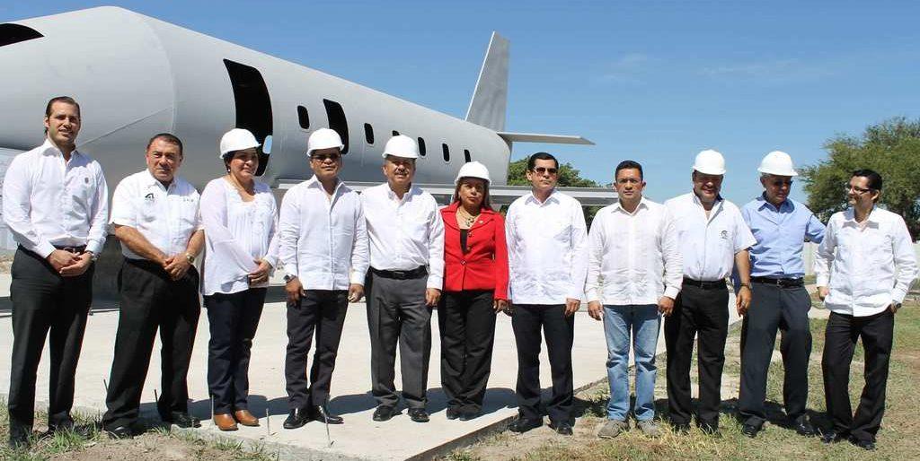 Vicepresidente de la República supervisa importantes proyectos de inversión, en la Autoridad de Aviación Civil