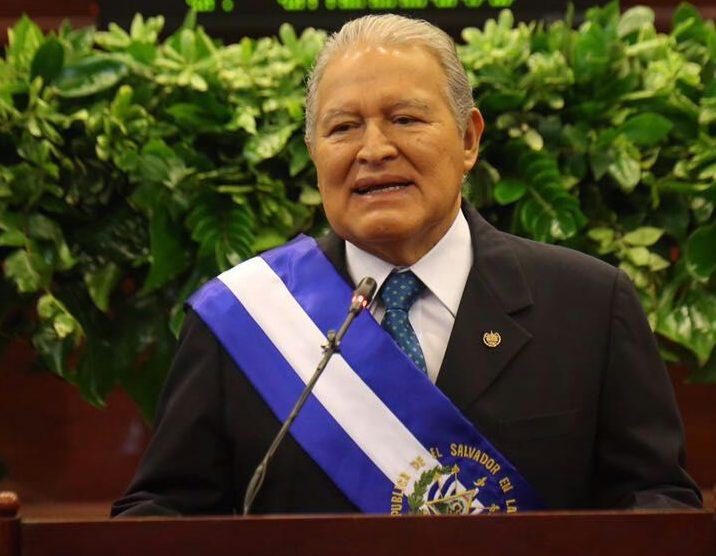Presidente Salvador Sánchez Cerén rinde cuentas de su tercer año de gestión