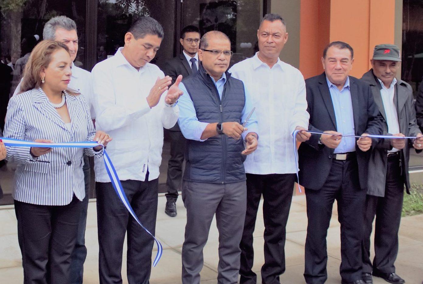 El Salvador cuenta con el primer Alojamiento de Aviación Civil